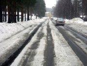 Vinterväghållningen i Umeå fungerar inte