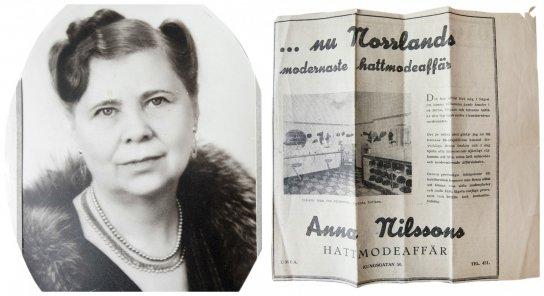 Umeås bortglömda modedrottning