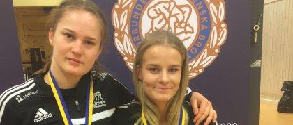 JSM-guld och brons till Umeå