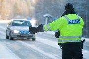 Ny trafikrazzia i länet