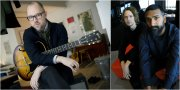 Andersson Wij gör musik med Deportees-musiker