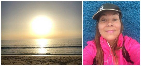 Maria startar träningsresor till Portugal