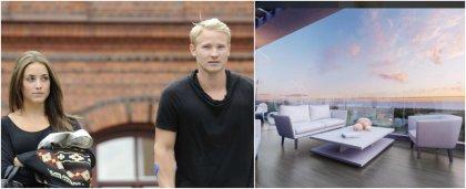 Byggmark köper lyxigt penthouse
