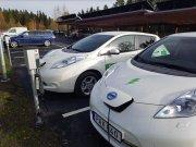 Länsföretag utvecklar nyhet för elbilar