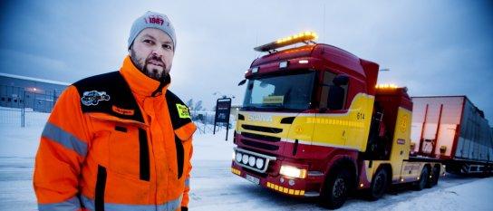 Helt ny tv-serie spelas in i Umeå