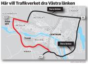 Bergner: Hurra lagom för Västra länken