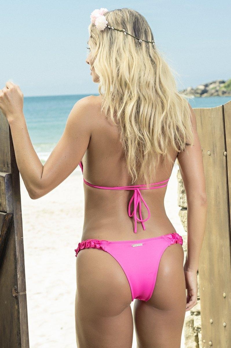Santa Areia Biquini New Secret Pink 413RS