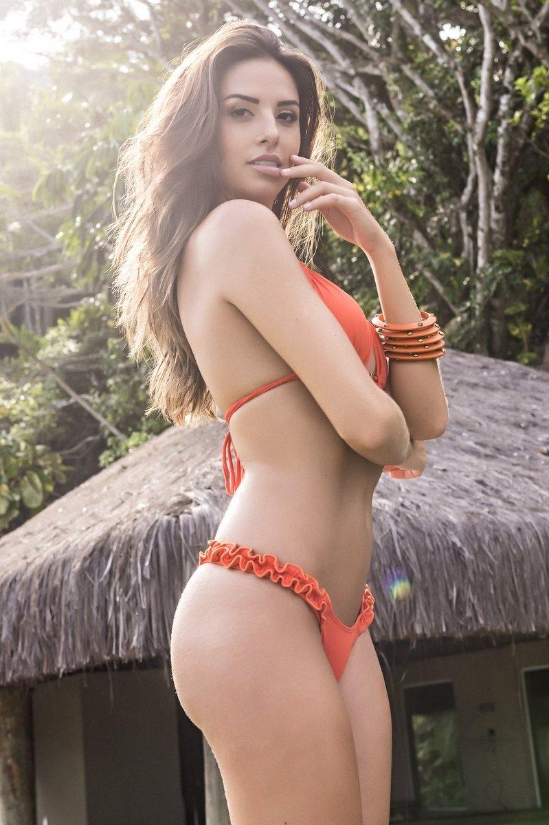 Santa Areia Biquini New Secret Orange 413LJ