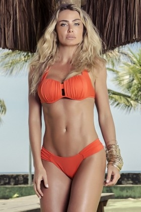Santa Areia Bikini Pretty Orange 410LJ