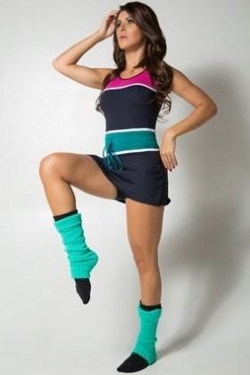 vestido-cris-preto-e-verde-mar-garotafit-vez02g Garotafit Fashion Fitness e Praia