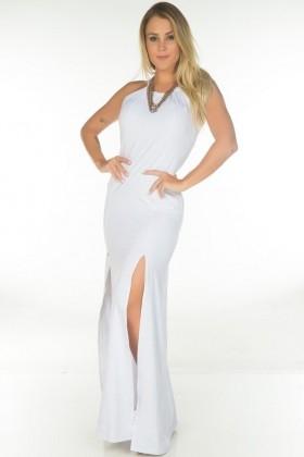 vestido-longo-branco-garota-fit-ves08a Garota Fit Fashion Fitness e Praia