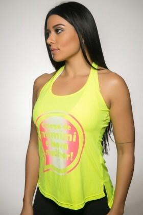 regata-exercise-neon-garota-fit-bl16e Garota Fit Fashion Fitness e Praia