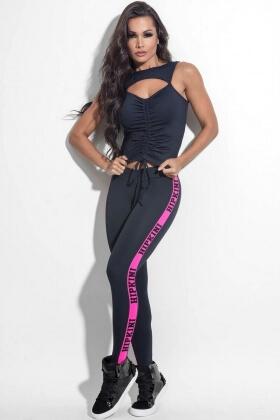 Legging Army Batallion - Hipkini 3335419 Hipkini Fitness e Praia