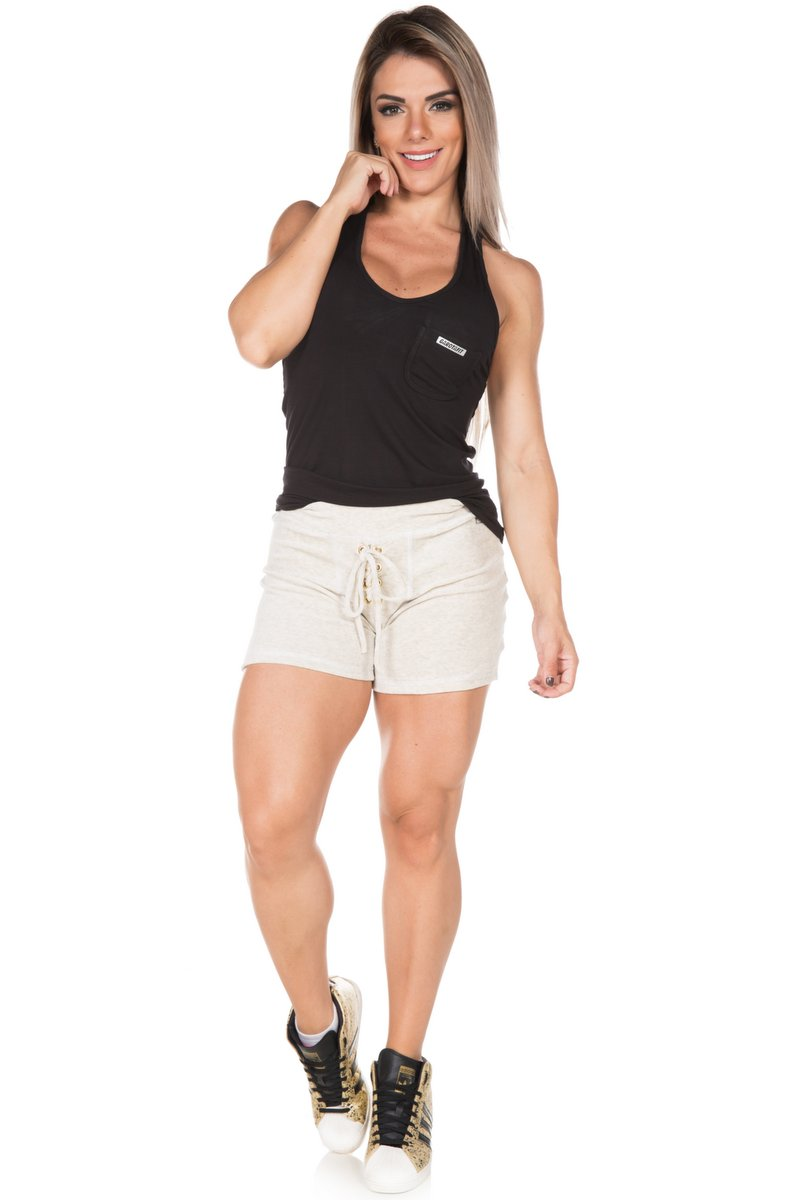 Garota Fit Shorts Plush SH440NU