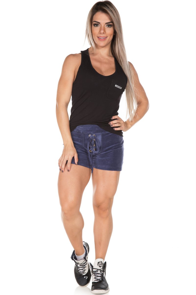 Garota Fit Shorts Plush SH440LPU