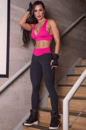 legging-combat-checked-hipkini-3336062 Hipkini Fitness e Praia