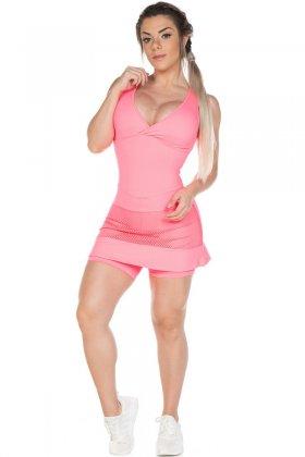 vestidinho-salete-garota-fit-vez11gf Garota Fit Fashion Fitness e Praia