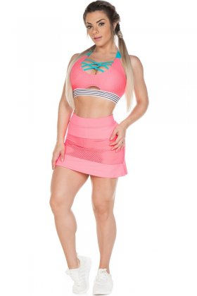 shorts-salete-garota-fit-sab11gf Garota Fit Fashion Fitness e Praia