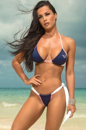 Hipkini Bikini Bottom College Kansas 3334993
