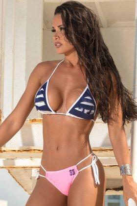 Hipkini Bikini Bottom College New York 3334999