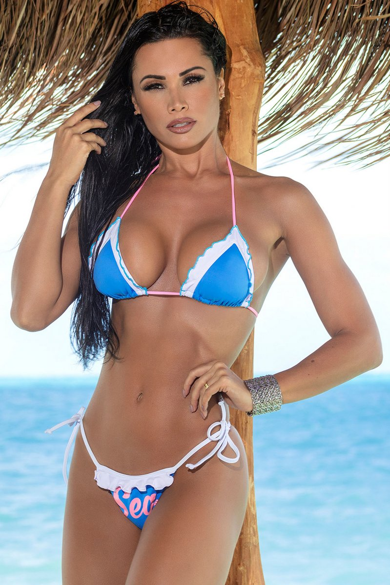 Hipkini Bikini Bottom College Wyoming 3335012