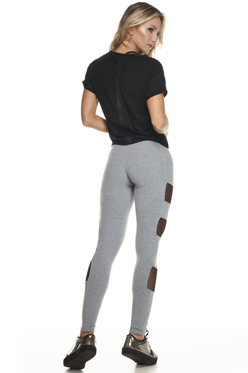 Lets Gym Calça Legging Lets Gym Venture  L540B