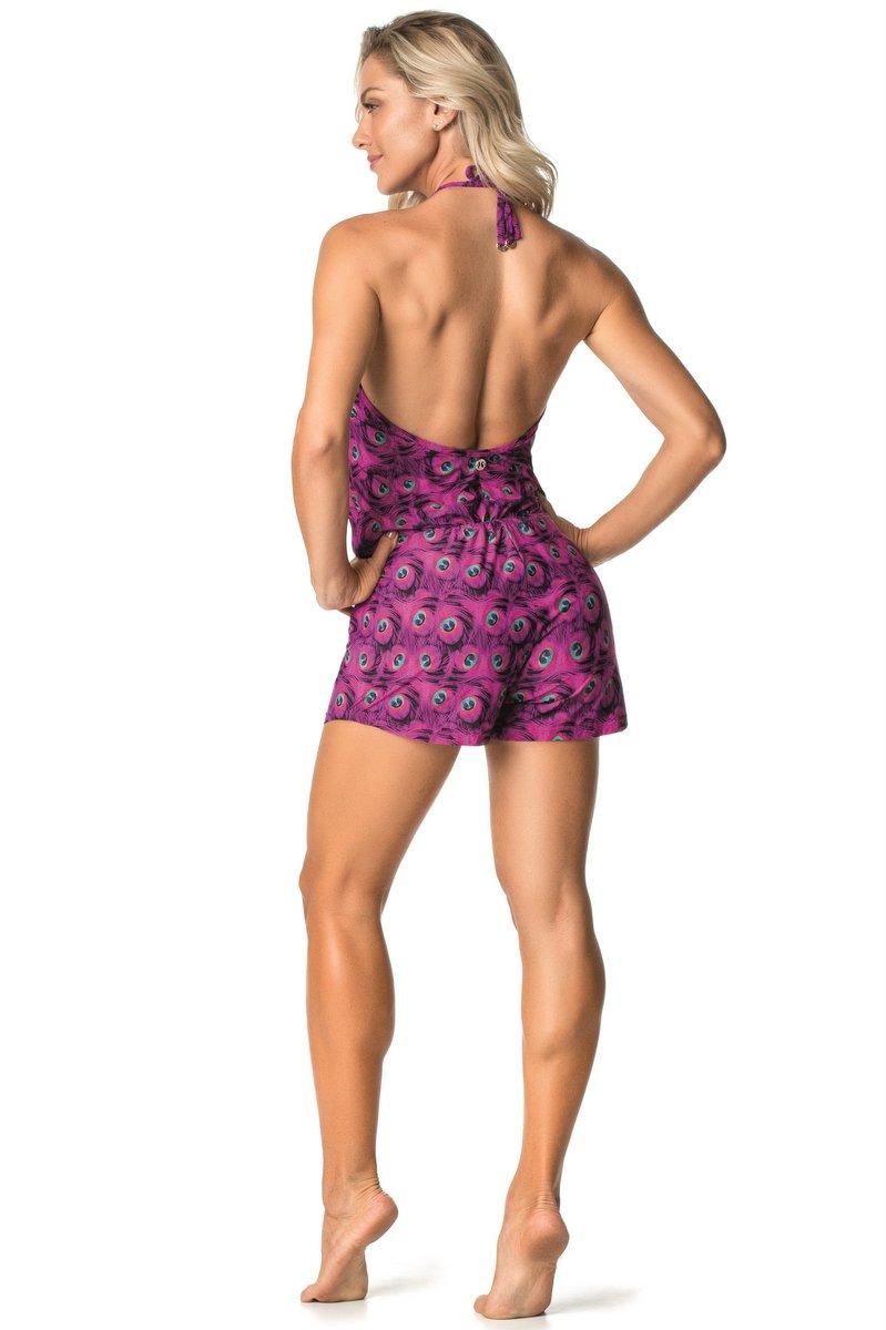 Vestem Macaquinho Rihanna SP68