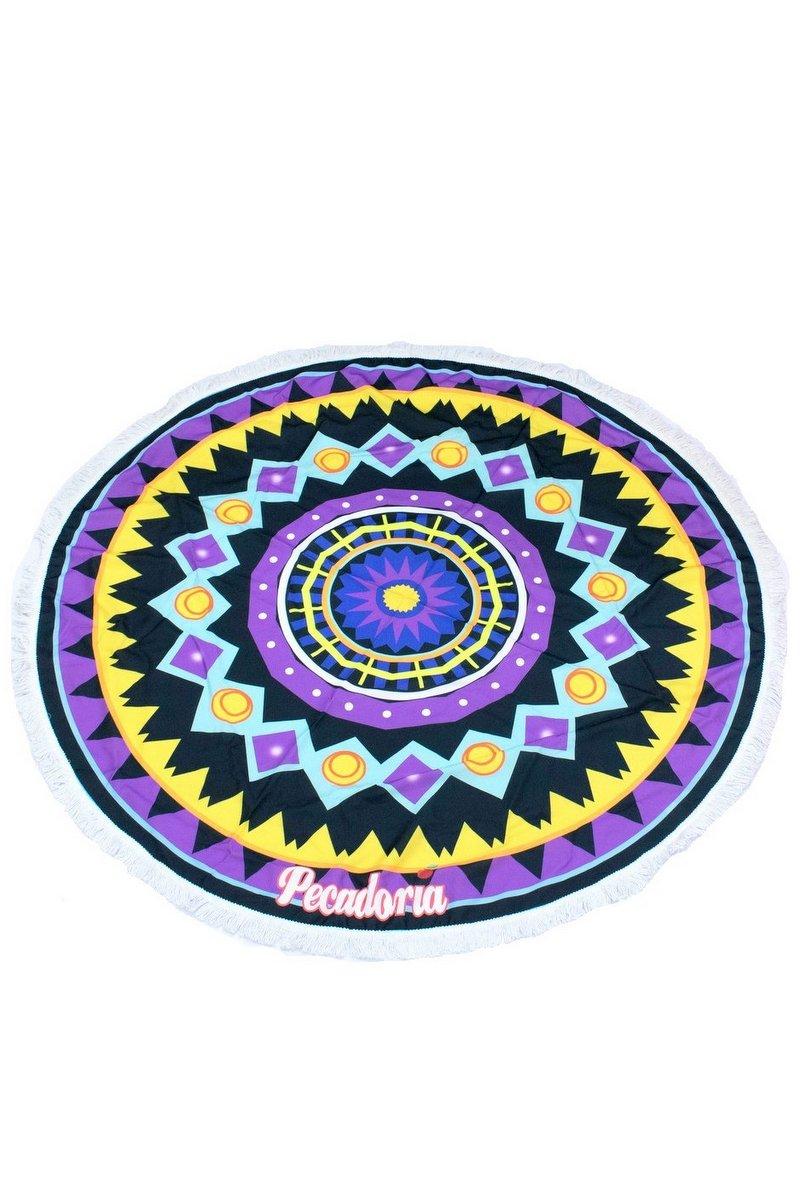 Garotafit Canga Redonda Mandala Sol CG01P