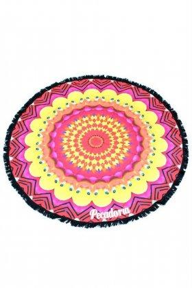 Garotafit Canga Redonda Mandala Amarela CG01Q