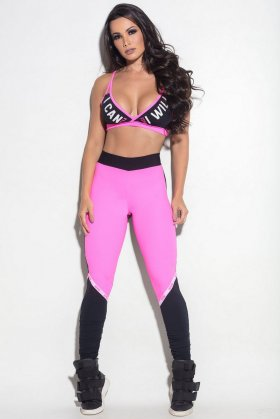 Legging Rmb Blues - Hipkini 3336032 Hipkini Fitness e Praia