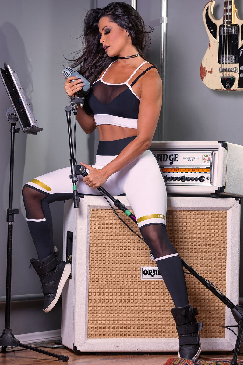 Hipkini Legging Rmb Synthpop 3335956