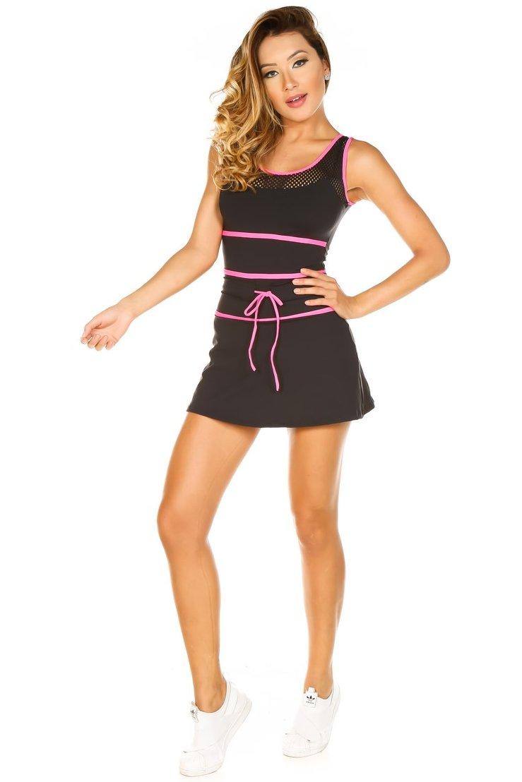 Garotafit Vestido Gigi VEZ12A