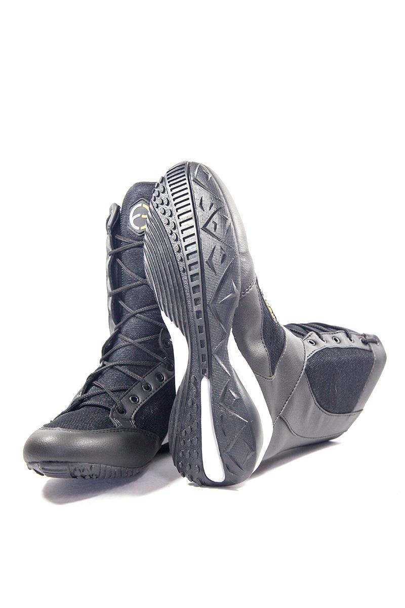 Fit You Shoes Bota de Treino Long Black CA1000PT