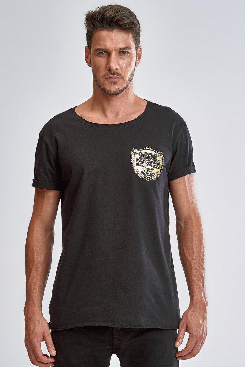 Lamafia Camiseta Gold Tiger HCS12788