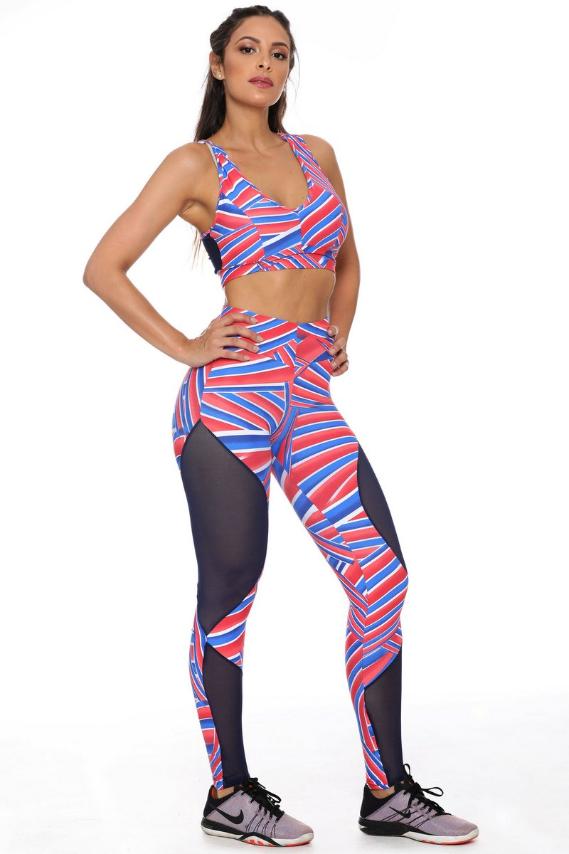 Canoan Calça Legging Wonder Woman 11986