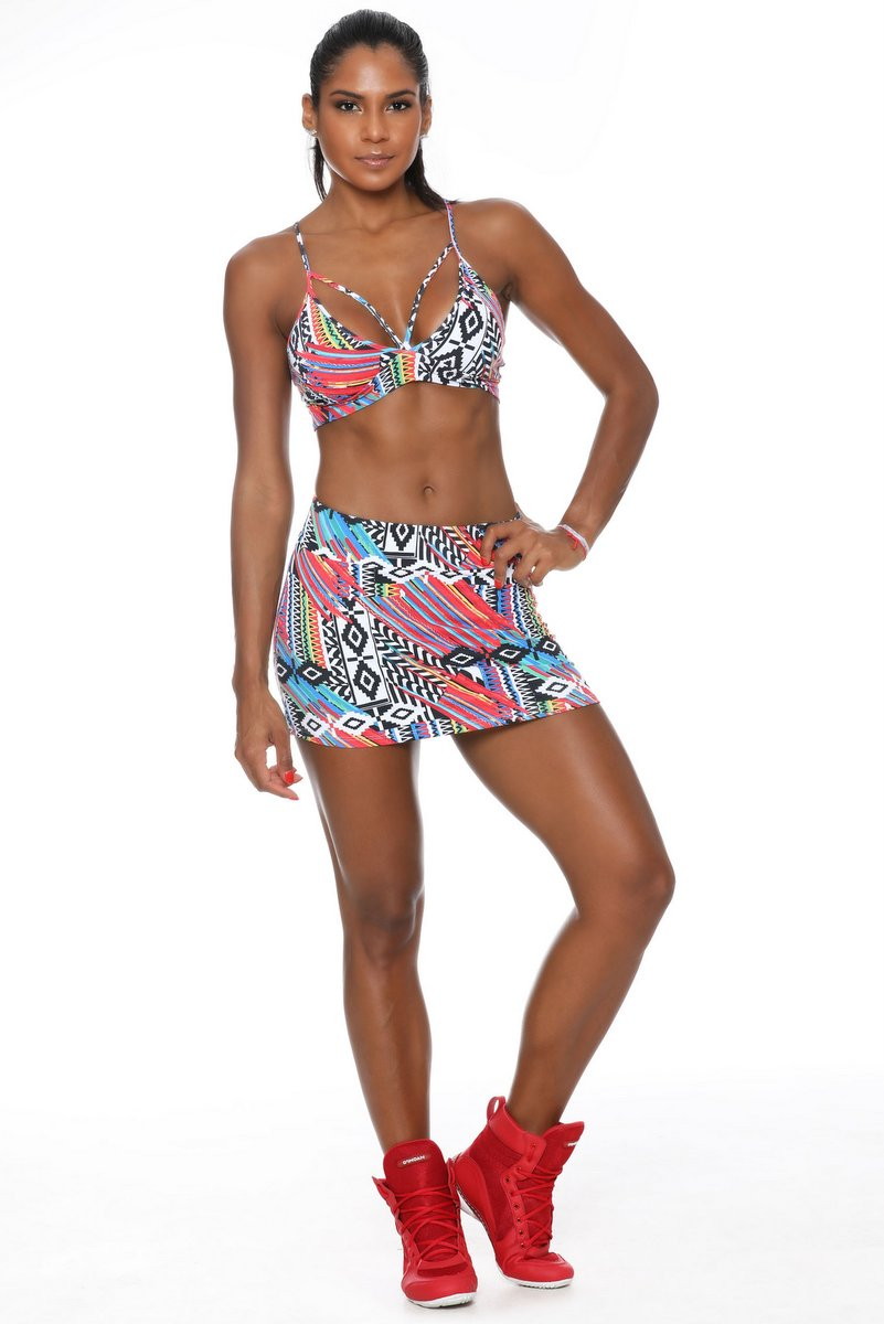 Canoan Shorts Saia Ethnic 03984