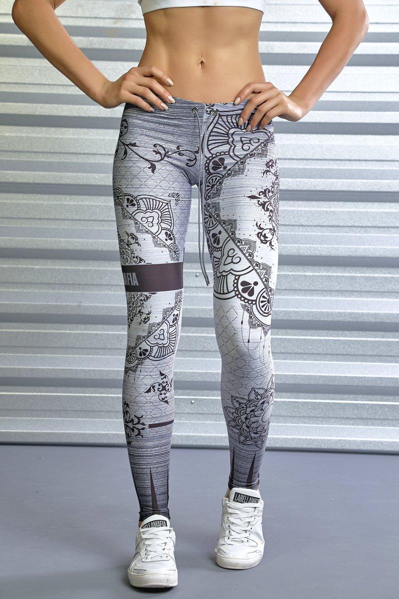 Labellamafia Calça Legging Labellamafia  FCL13398