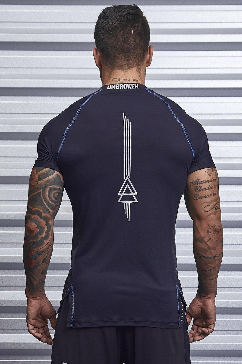 Lamafia Camiseta Lamafia Unbroken HCS12902