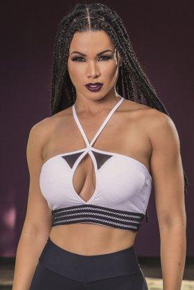 Top B-Girl Side Slide - Hipkini 3336330 Hipkini Fitness e Praia