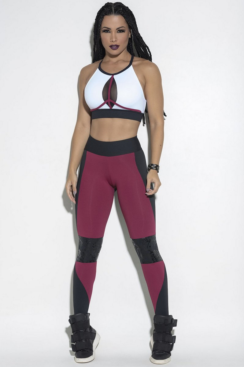 legging-b-girl-air-flare-plank-hipkini-3336349 Hipkini Fitness e Praia Hipkini Fitness e Praia
