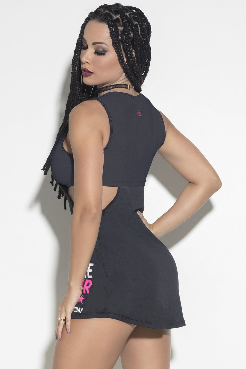 Hipkini Camisetão B-Girl Scissors 3336356