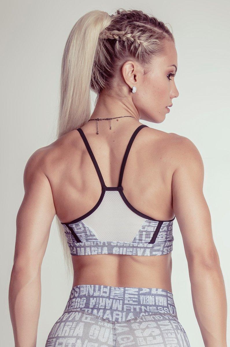 Maria Gueixa Top Fitness Sports Summer 005079