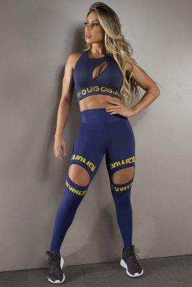 legging-rap-west-coast-hipkini-3336322 Hipkini Fitness e Praia