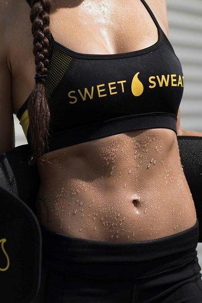 Sweet Sweat Sweet Sweat Cinta de Neoprene Pink SW002