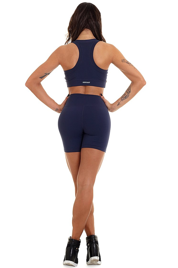 Garota Fit Shorts Basic SH455LM
