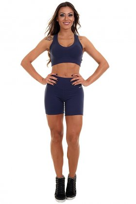 shorts-basic-garotafit-sh455lm Garotafit Fashion Fitness e Praia