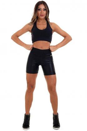 shorts-cirre-basic-garota-fit-sh456a Garota Fit Fashion Fitness e Praia