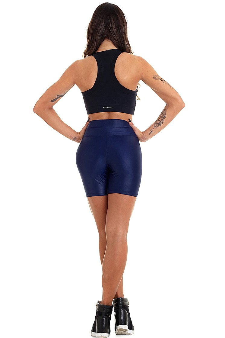 Garota Fit Shorts Cirre Basic SH456LM