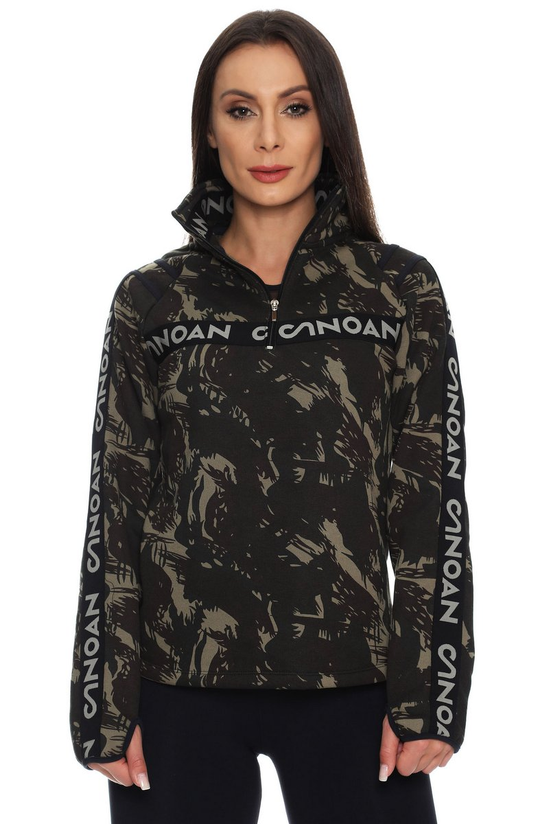 Canoan Shirt Pungle Camouflaged 34150