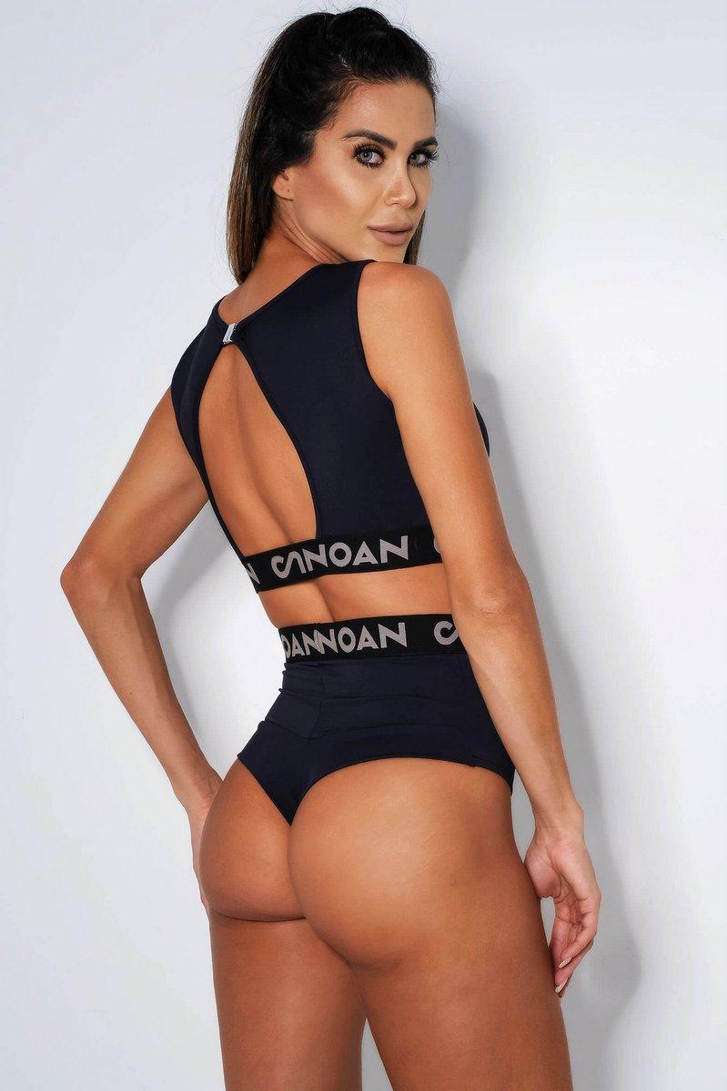 Canoan Body PowerLine Preto 17130